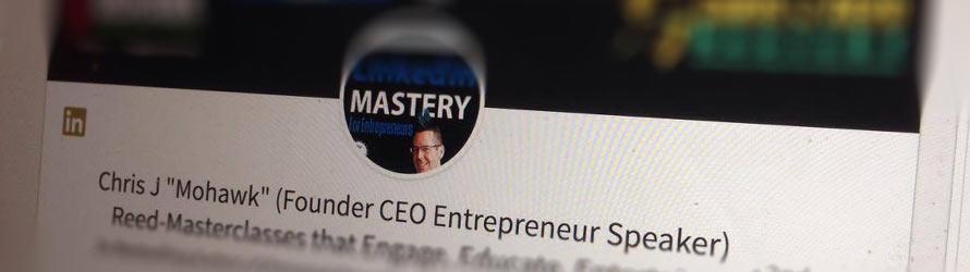 Advice from LinkedIn Guru - Chris J Reed - on Social Selling